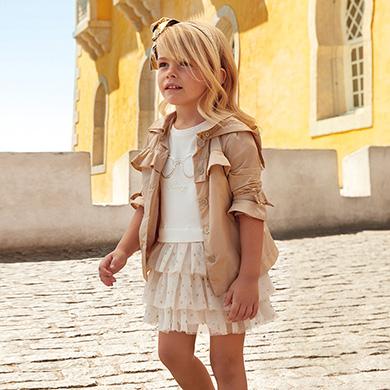 Φόρεμα συνδυασμένο τούλι κορίτσι c31a1d1e533