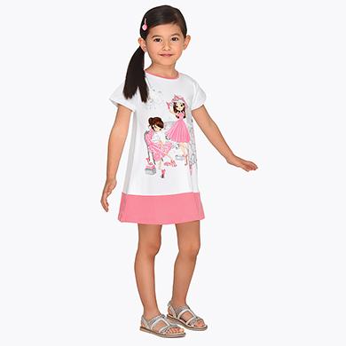 b85b7d02f4e Φορέματα για κορίτσια - Mayoral