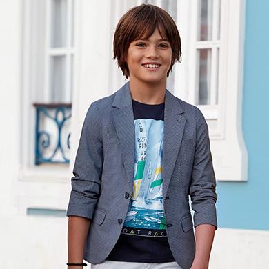2bb140683bdc7 Camiseta manga corta barcos niño