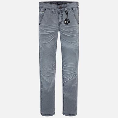 2a1d1e3fd Pantalón chino largo llavero slim fit niño