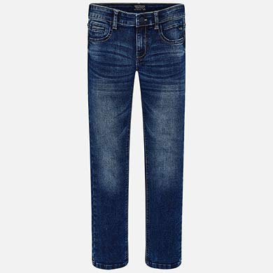 459bc1f3 Super slim jeans for boy Dark Denim - Mayoral