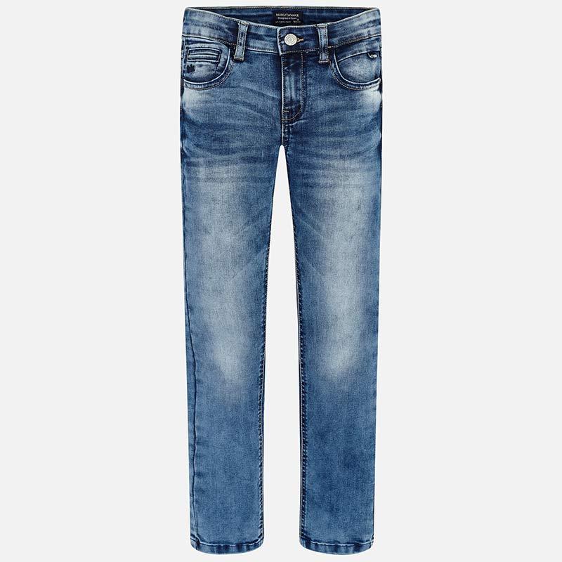 1af7439a Super slim fit jeans for boy Basic denim - Mayoral