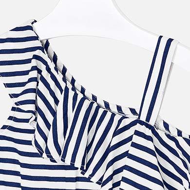 2372817def ... girl Navy blue.