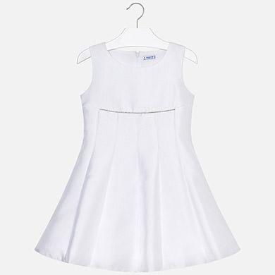 2b656b64de1d Pleated ceremony dress for girl