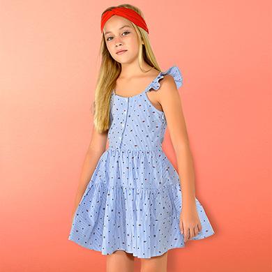 Φόρεμα τιράντες κορίτσι 6519c882040