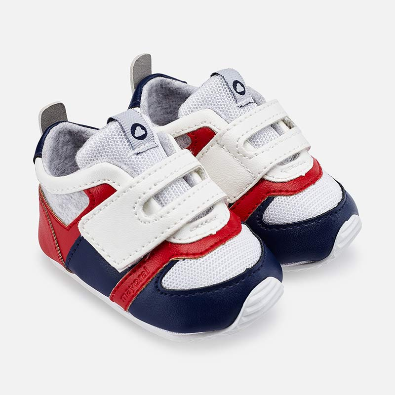 Scarpe sportive con suola neonato Pomodoro