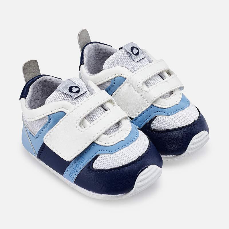 a9dfa5ef Zapatillas deportivas con suela bebé recién nacido Sky - Mayoral