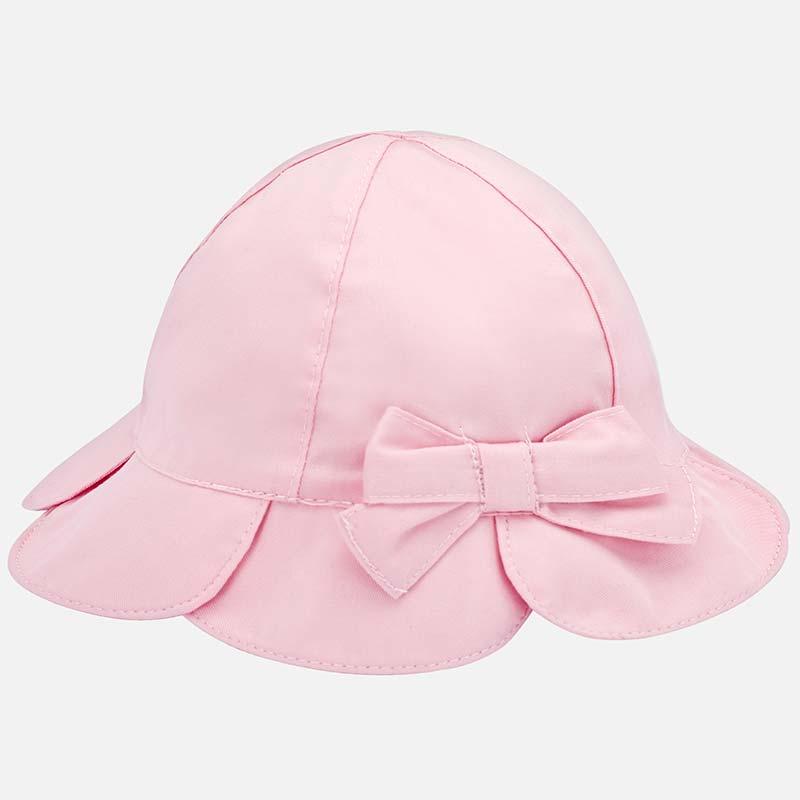 3271ca2c2d Kalepusz dla dziewczynki z kokardą Newborn Różowy - Mayoral