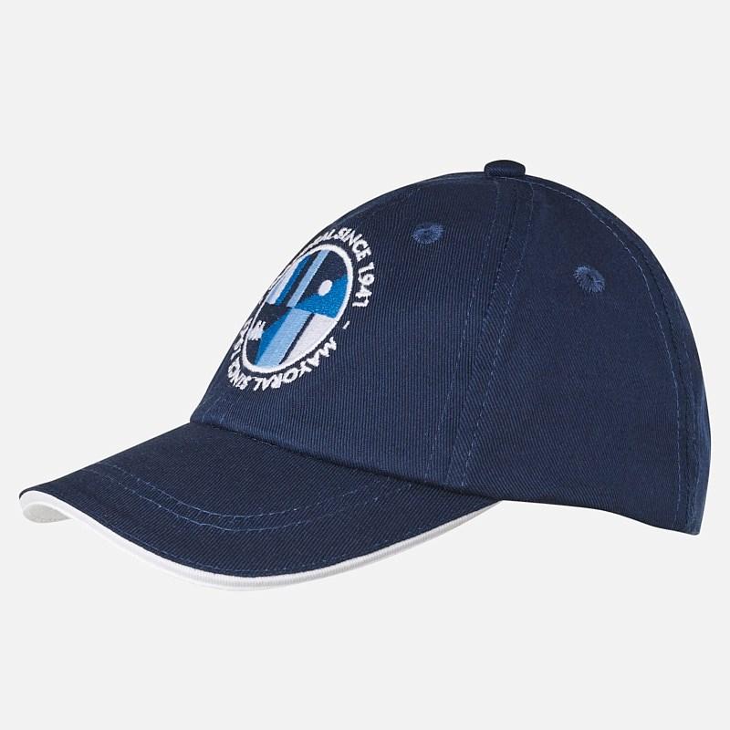 3464ef93b Cap for baby boy Navy blue - Mayoral