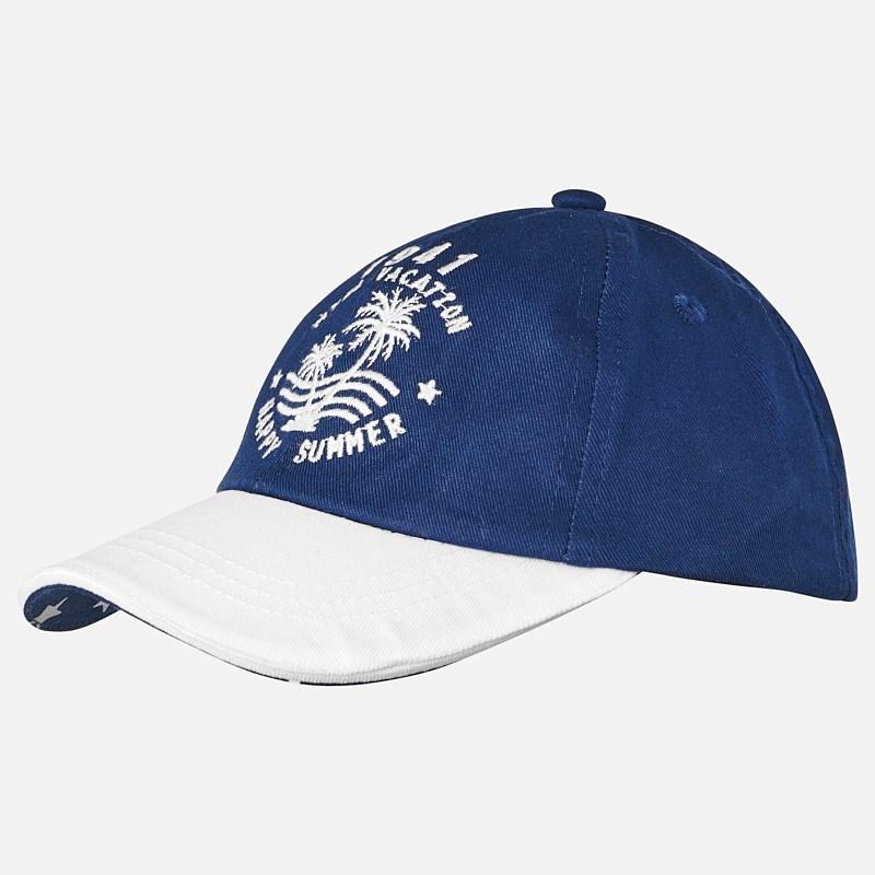 c8276cb01 Beach cap for baby boy Navy blue - Mayoral