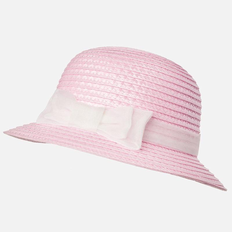 b48fcc6337 Kapelusz dla dziewczynki Baby Różowy - Mayoral