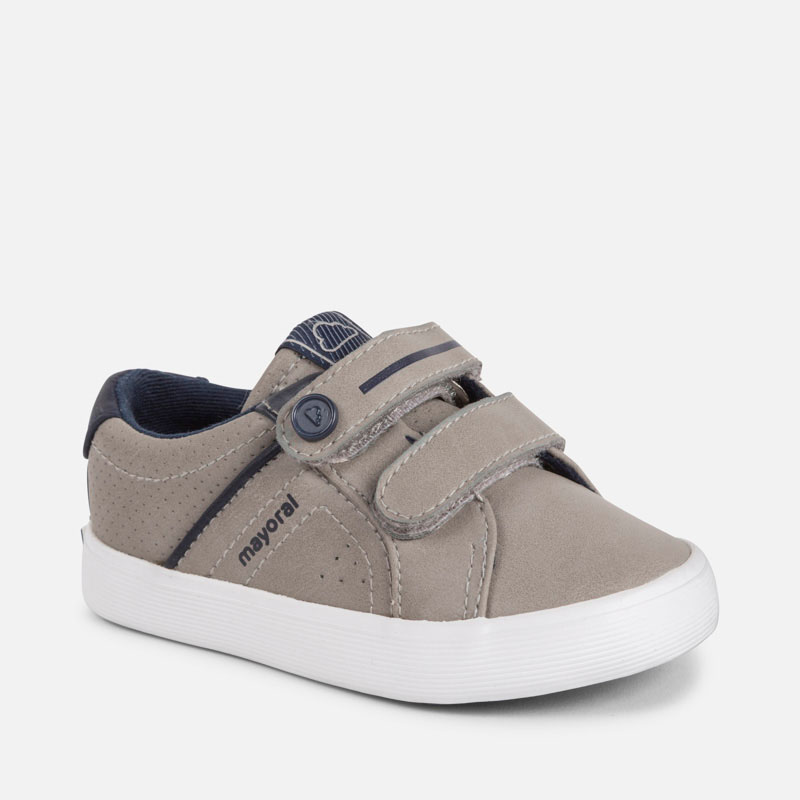 0426b72ba478 Casual shoe with velcro for baby boy Gris - Mayoral