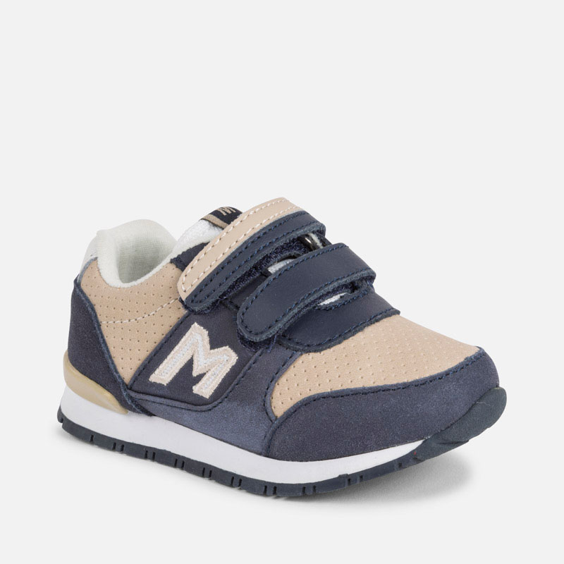 59bde91832c Sporty  M  trainers for baby boy Navy blue - Mayoral