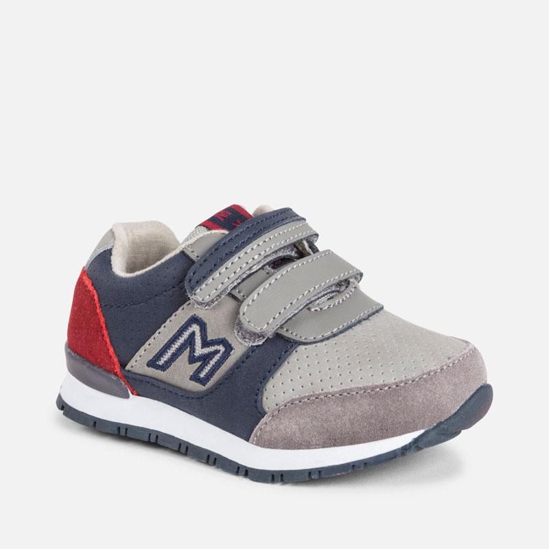 d440b187ea14b Zapatillas deportivas M bebé niño Gris - Mayoral