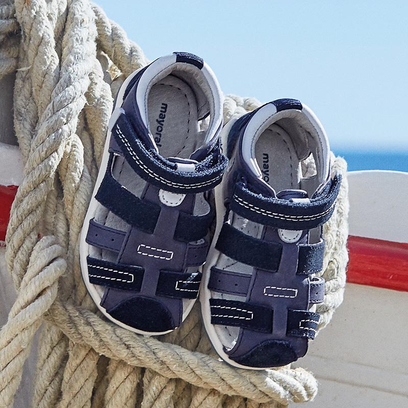 Πέδιλα μωρό αγόρι Ναυτικό μπλε - Mayoral 5a1e564f435