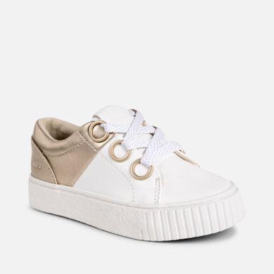 Zapatillas casual plataforma niña 5fc5a1e9108