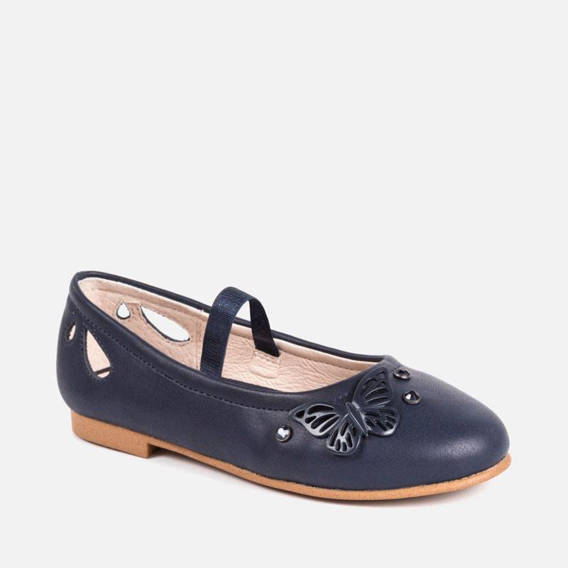 8419b8beb31 Μπαλαρίνα πεταλούδα κορίτσι Ναυτικό μπλε - Mayoral