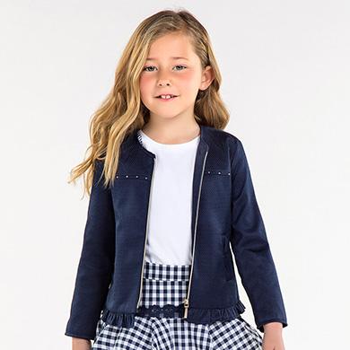 f4daec7d849 Σετ μπλούζα και παντελόνι μακρύ ballet κορίτσι Ναυτικό μπλε - Mayoral