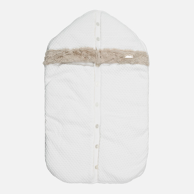 150be1a0ad0 Fabric sleeping bag for newborn baby