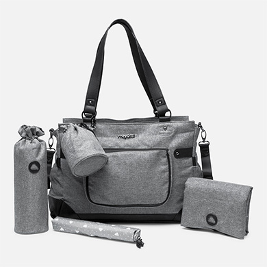 Changing Bag For Baby With Accessories
