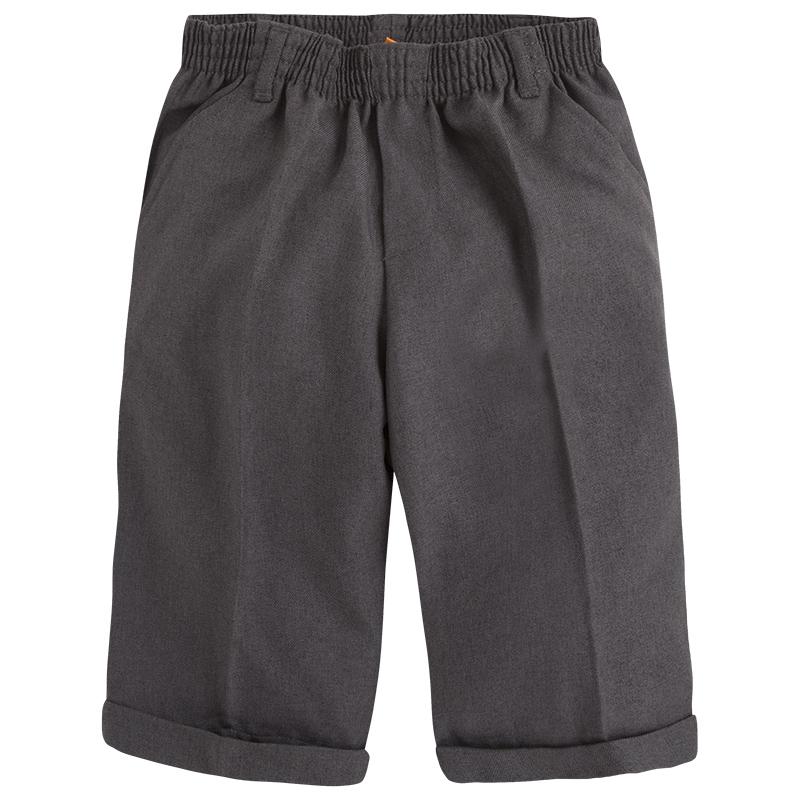 582aa826e6562 Pantalón corto escolar niño Gris - Mayoral