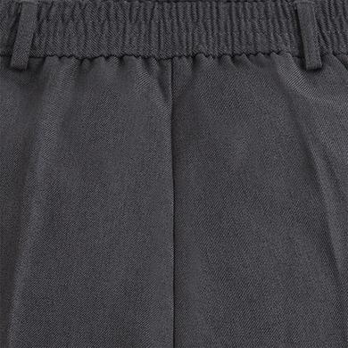 4171c61683137 Pantalón largo escolar niño Gris - Mayoral