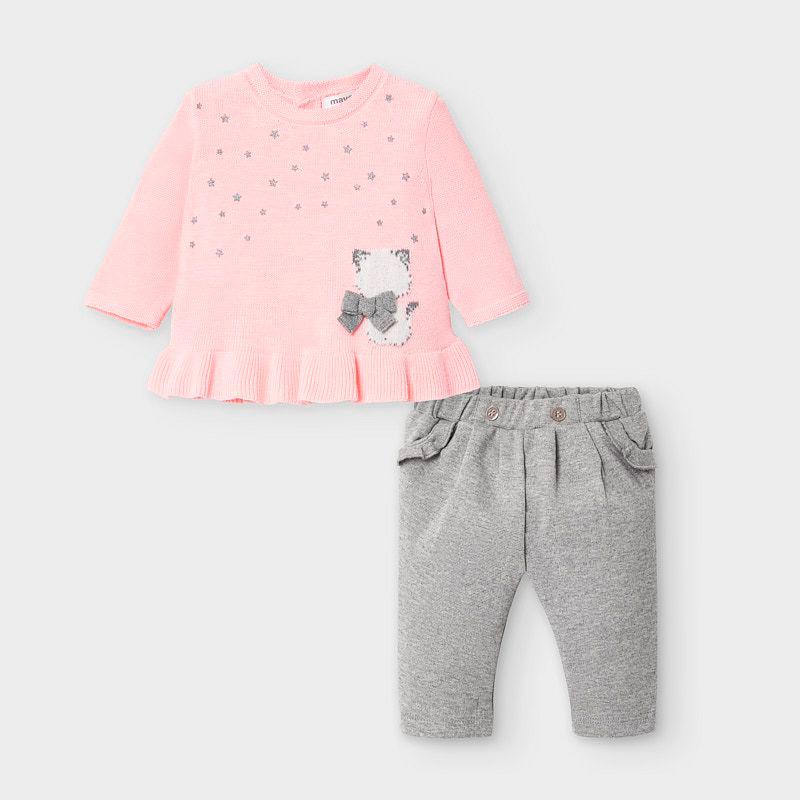 Mayoral Pantalone Lungo da Neonato Newborn
