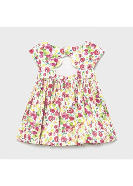 Kleid Blumen Baby Madchen Kamelie Mayoral