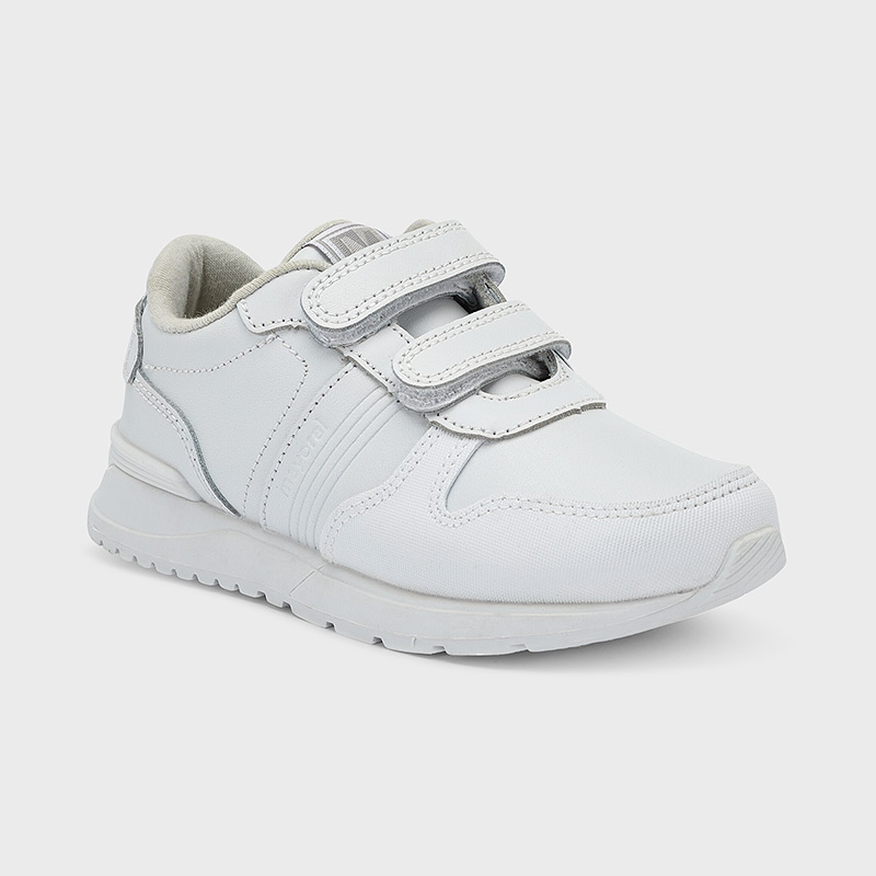 School shoes for boy White | Mayoral ®