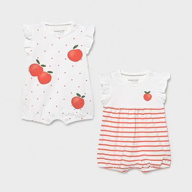 Baby Bodysuit one piece onesie Pastel Ladybugs mint pink newborn infant New Mom Christening Shower Birthday Christmas mothers Bris