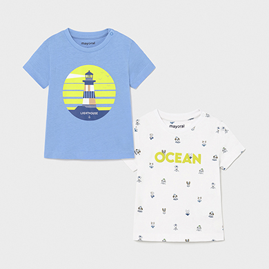 Mayoral 7079 T-shirt /à manches longues avec /étoile paillet/ée pour fille