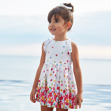 Vestiti Eleganti Bimba 3 Anni.Vestiti Per Bambina Mayoral